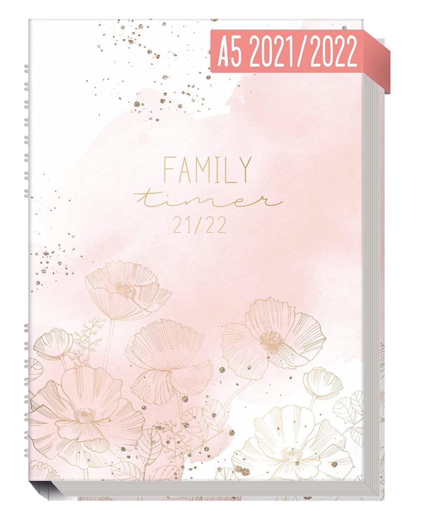 Familienplaner zur besseren Struktur für Deinen Alltag